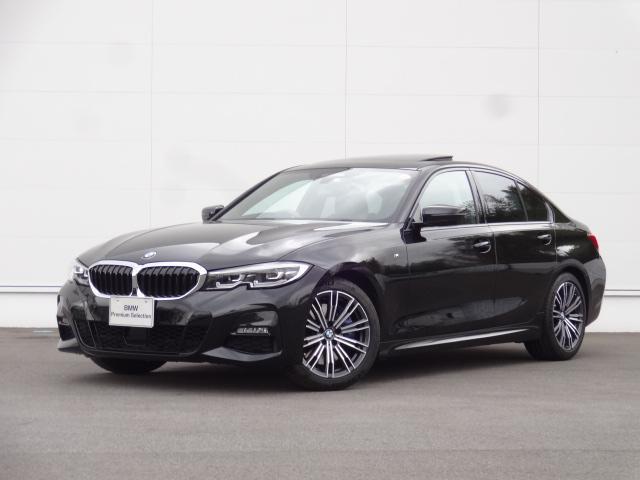 BMW 3シリーズ 330i Mスポーツ ハイラインパッケージ ナビ レザーシート サンルーフ ACC