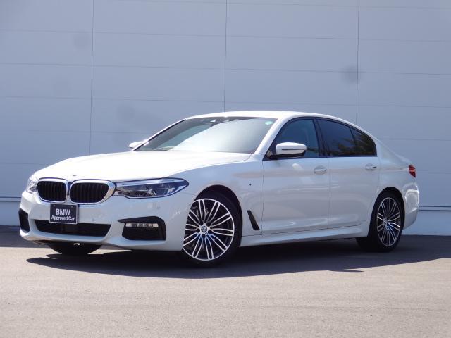 BMW 5シリーズ 523d Mスポーツ ハイラインパッケージ レザー HUD ジェスチャーコントロール