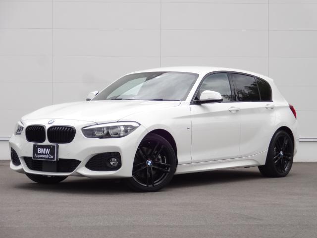 BMW 1シリーズ 118d Mスポーツ エディションシャドー エディションシャドー レザーシート ACC