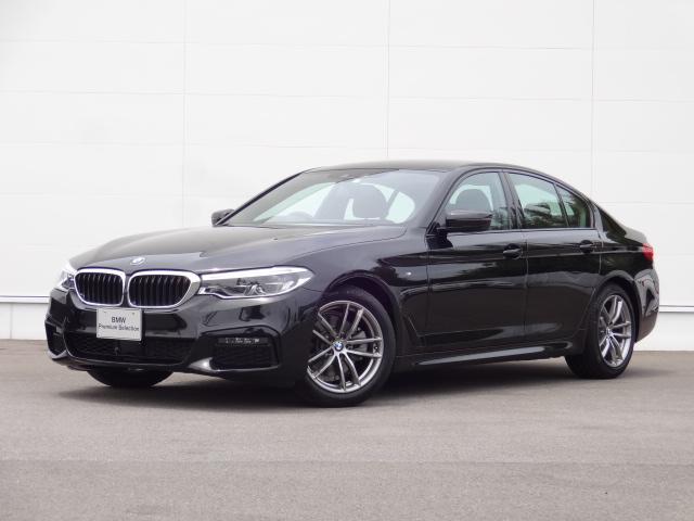 BMW 5シリーズ 523d xDrive Mスピリット ハイラインP ディーゼルターボ xDrive(4WD) 8速AT ハイラインパッケージ レザーシート 電動シート シートヒーター 純正18インチアルミホイール ACC LEDヘッドライト アンビエントライト