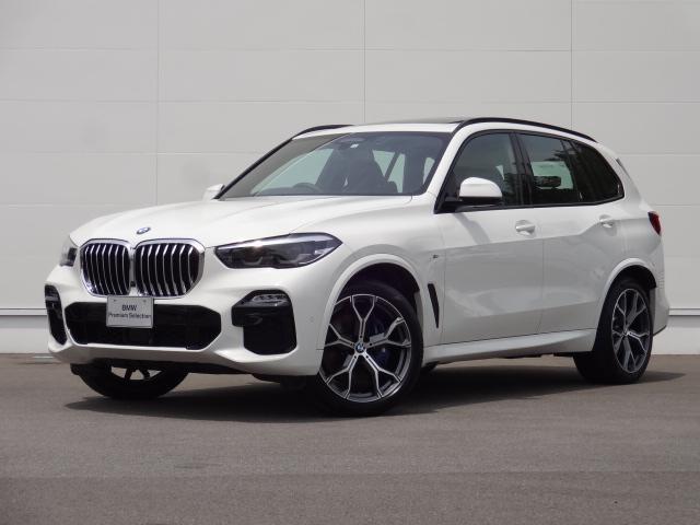BMW xDrive 35d Mスポーツ HDDナビ エアサスペンション アクティブステアリング パノラマサンルーフ 3列シート Bカメラ レザーシート ACC ステアリングアシスト ヘッドアップディスプレイ 純正21インチホイル