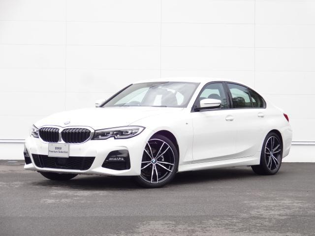 BMW 320i Mスポーツ デビューパッケージ レザー 19AW ウッドトリム コンフォートパッケージ オートマチックテールゲート HiFiスピーカー 純正HDDナビ ACC ステアリングアシスト Bカメラ ETC