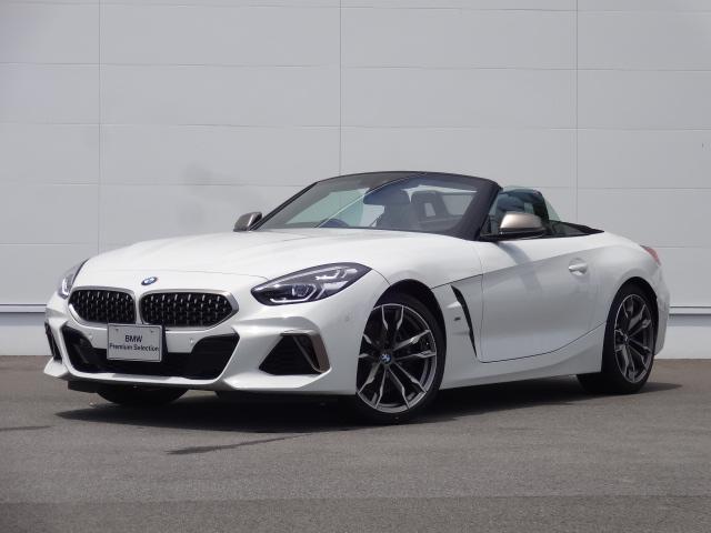 BMW Z4 M40i 純正HDDナビ ACC 電動シート Bカメラ レザーシート シートヒーター ETC 社外地デジ ワイヤレスチャージ 後退アシスト ヘッドアップディスプレイ Mスポーツブレーキ 前後PDC