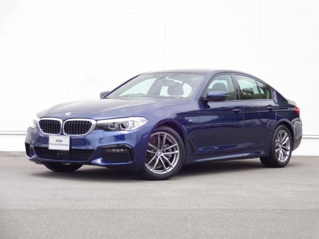 BMW 5シリーズ 523d xDrive Mスピリット 純正HDDナビ ACC Bカメラ ヘッドアップディスプレイ 前後PDC LEDライト ETC ステアリングアシスト