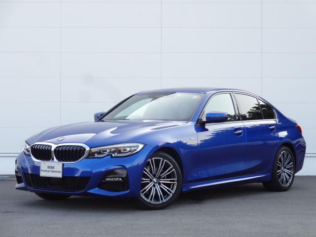 BMW 3シリーズ 320d xDrive Mスポーツ 純正HDDナビ トップビューカメラ ACC LEDヘッドライト コンフォートパッケージ オートマチックテールゲート サウンドパッケージ harman/kardon 地デジチューナー