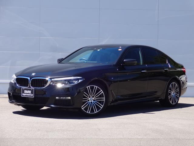 BMW 523d Mスポーツ HDDナビ ACC ステアリングアシスト Bカメラ 前後PDC 全周囲カメラ オートマチックテールゲート ETC bluetooth 電動シート シートヒーター SOSコール