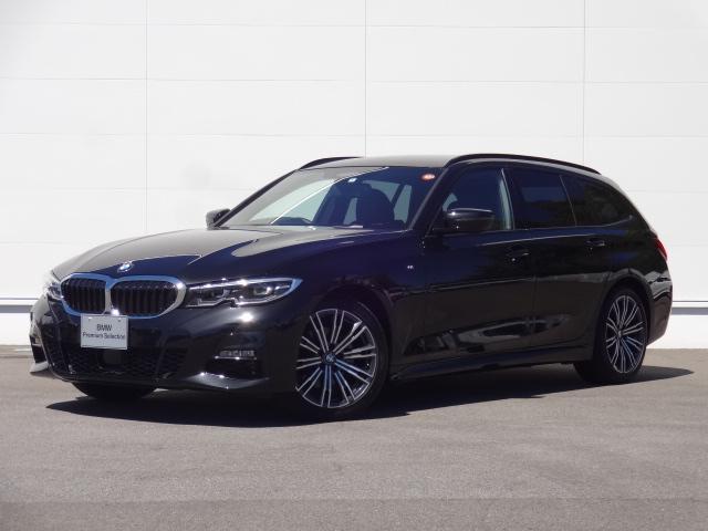 BMW 320d xDriveツーリング Mスポーツ HDDナビ ACC ステアリングアシスト Bカメラ 前後PDC オートマチックテールゲート ETC bluetooth 後退アシスト 電動シート シートヒーター SOSコール