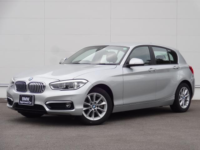 BMW 118d スタイル HDDナビ クルーズコントロール Bカメラ LEDヘッドライト コンフォートアクセス パーキングアシスト CD/DVD再生 bluetooth PDC ETC ミュージックサーバー