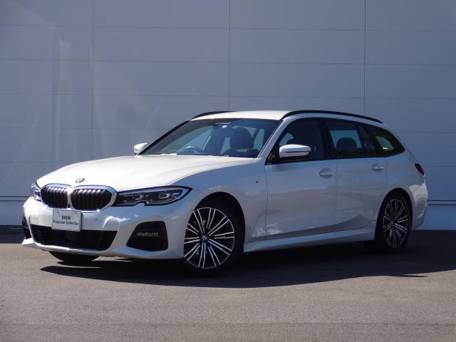 BMW 318iツーリング Mスポーツ HDDナビ ACC ハンズオフ Bカメラ ETC Bluetooth 電動シート LEDヘッドライト オートマチックテールゲート リバースアシスト