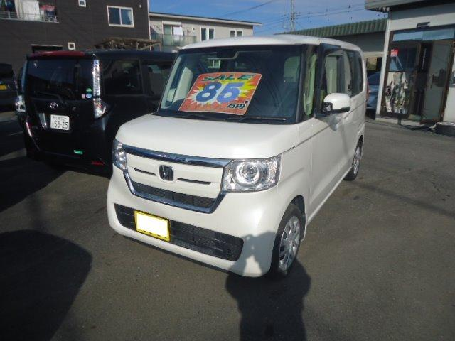 「ホンダ」「N-BOX」「コンパクトカー」「茨城県」の中古車