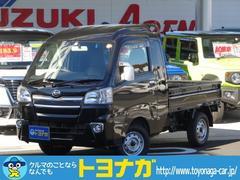 ハイゼットトラックジャンボ 純正CD 革調シートカバー フォグランプ