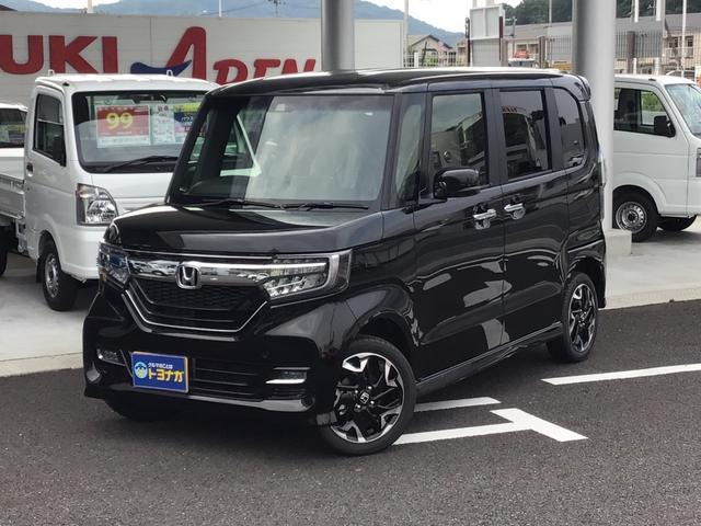 ホンダ G・EXターボホンダセンシング 届出済未使用 ETC 4WD