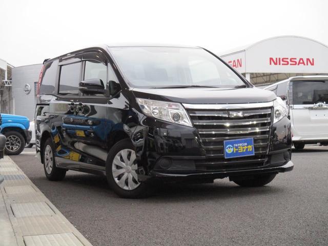 トヨタ X 純正ナビRカメラETC 両側電動スライド LEDライト