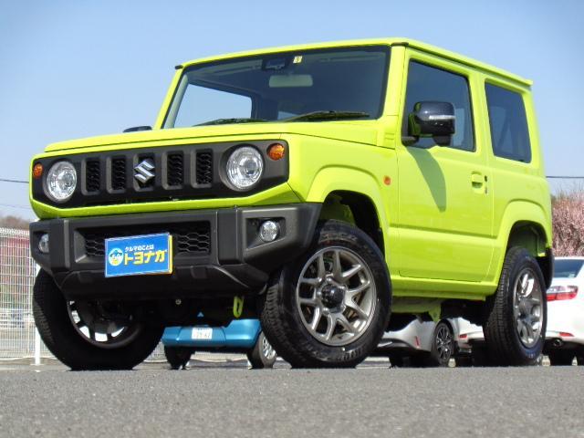 スズキ XC 4WD 純正ナビDTV セーフティサポート LEDヘッドライト シートヒーター スマートキー クルーズコントロール ヒルホールド・ヒルディセントコントロール サイドSRSエアバッグ ディーラーデモカー