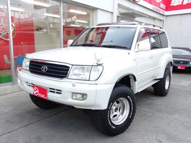 トヨタ  VX-LTD 1ナンバー登録