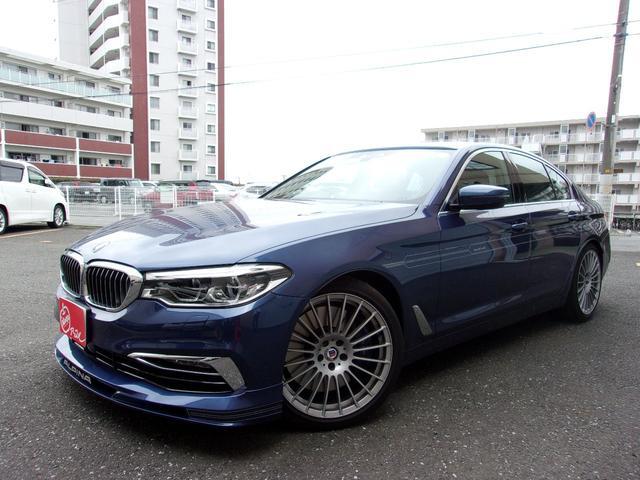 BMWアルピナ ビターボ リムジン オールラッド