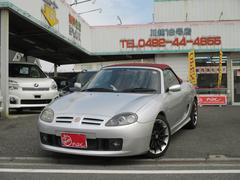 MG TF160 80thアニバーサリースペシャルエディション 限定車