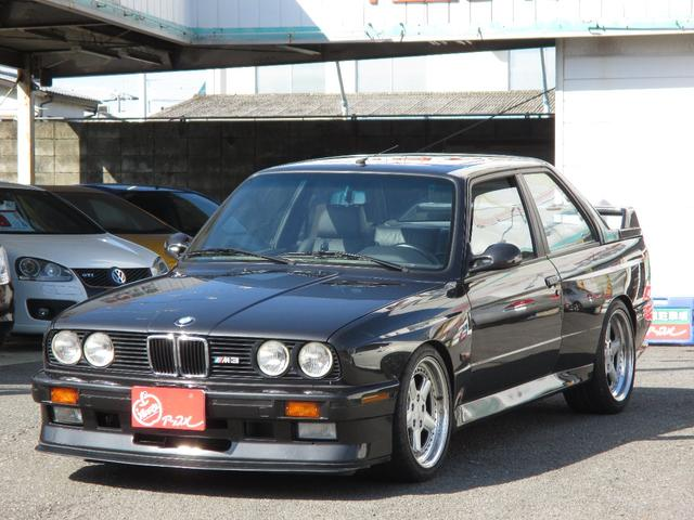 BMW M3 エボリューションFスポ 純正OP3連メーター