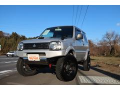 ジムニーXG 4WD リフトUPサスショック ラテ Mタイヤ OF