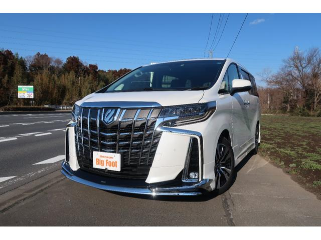 トヨタ 2.5S CパケSR黒革OPJBLナビRエンタ3眼LEDモデ