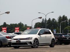 VW ゴルフGTIクラブスポーツ トラックエディション 特別限定車 1オーナー