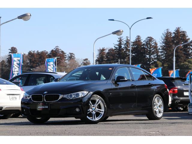 BMW 420iグランクーペMスポーツ レダクルコン LKA Bカメ