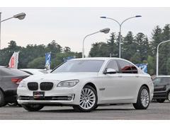 BMWアクティブハイブリッド7 右H・SR・アクティブクルコン