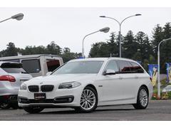 BMW523dツーリング ラグジュアリー インテリジェントセフティ