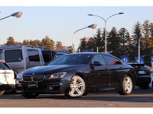 BMW 640iグランクーペ MスポーツPKG サンルーフ LED