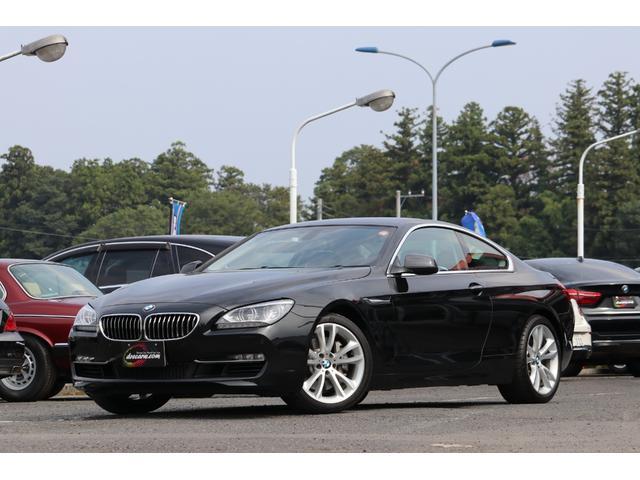 BMW 640iクーペ プラスPKG ソフトクローズドア 19AW