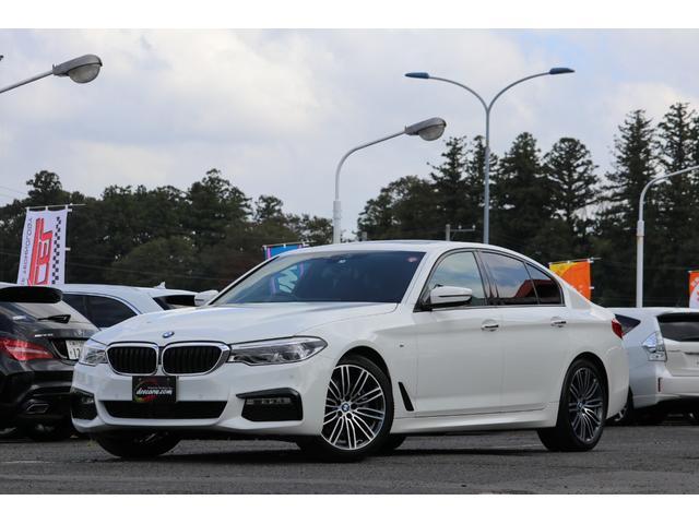BMW 530i Mスポーツ デビューPKG SR HUD 全カメラ