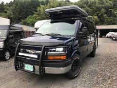 シボレー エクスプレス4WD リフトアップ ルーフテント キャンピング グリルG