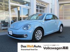 VW ザ・ビートルワンオーナー 禁煙車 寒冷地仕様 ブルーレイDVD再生