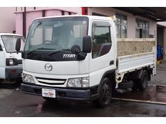 タイタントラック極東開発製 垂直パワーゲート付 積載2t NOx・PM適合