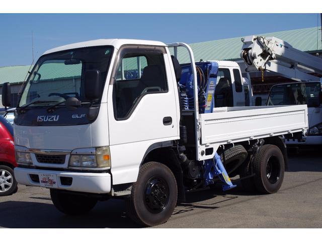 いすゞ 4段簡易クレーンラジコン付き 高床4WD ラジコン付き