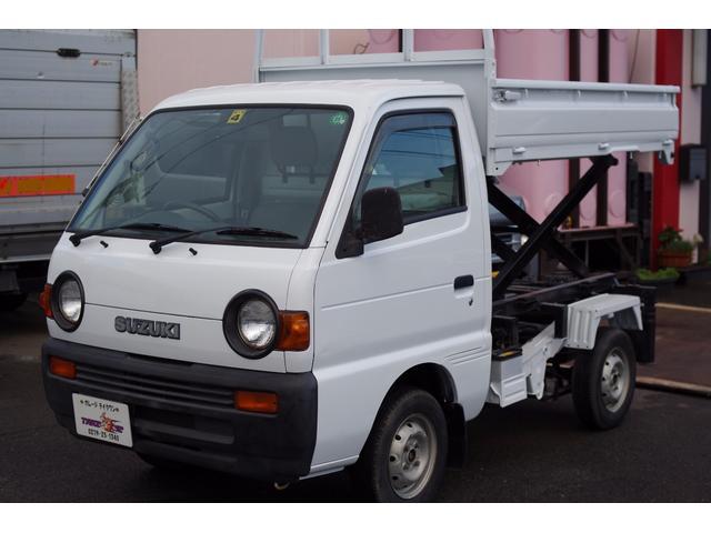 スズキ リフトアップダンプ 4WD