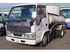 エルフトラックバキュームカー 2.7t 東急車輌 糞尿車