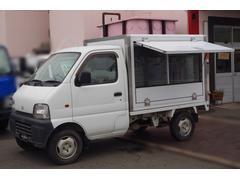 キャリイトラック販売車 4WD エアコン