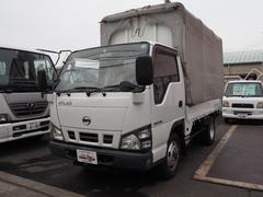 アトラストラック幌ウイング 4WD積載1.9t