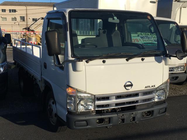 日産 3.0Dターボ4WD オートマ 2トン積パートタイム4WD