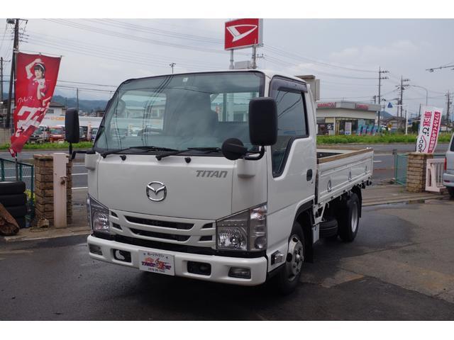 マツダ タイタントラック フルワイドロー 3.0ディーゼルターボ DX 積載量2t