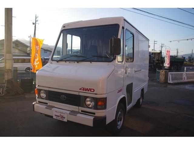 トヨタ A 4WD Hi-Low切替付 積載1.25t