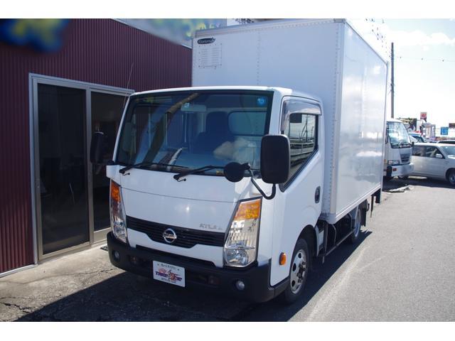 日産 アトラストラック フルスーパーローDX 4WD パネルバン 積載1.05t