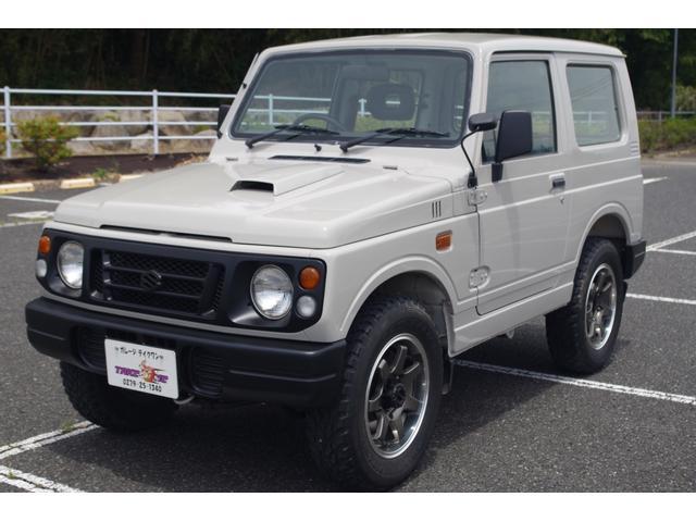 スズキ ジムニー HA 4WD ターボ 5MT