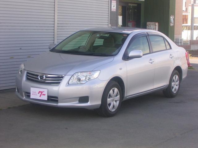 トヨタ X SDナビ