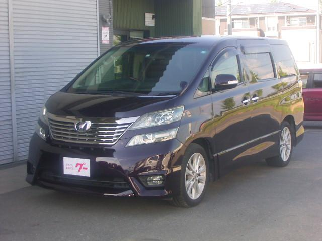 トヨタ 2.4Z HDDナビ ワンセグTV Bモニター 電動スライド
