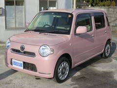 ミラココアココアX 純正ナビ 新品タイヤ4本 スマートキー