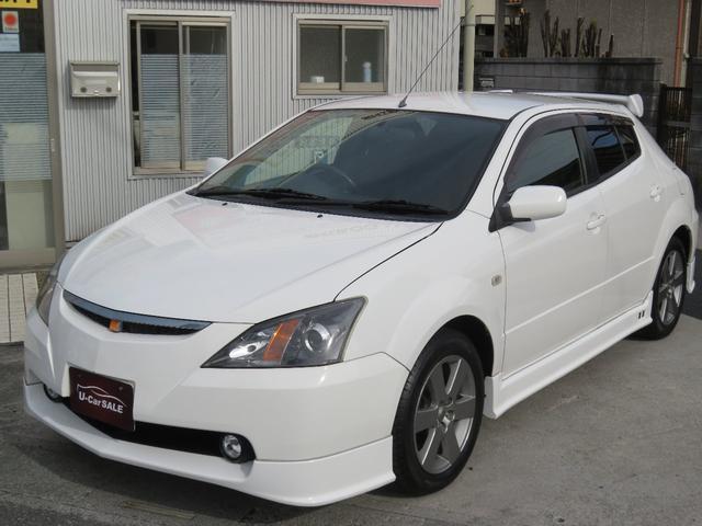 トヨタ WiLL VS 1ZZ-FE 1.8VVT-i 新品タイヤ4本 純正アルミ