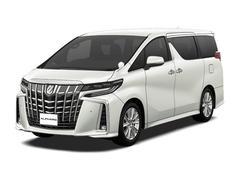 アルファード2.5S Cパッケージ新型 トヨタセーフティセンス