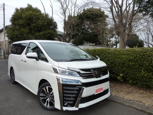 トヨタ 2.5Z G新型自動ブレーキ  2眼LEDライト
